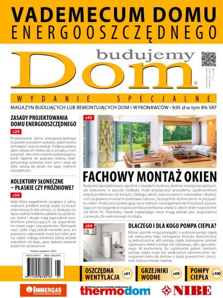 Vademecum Domu Energooszczednego 2014 - Budujemy Dom