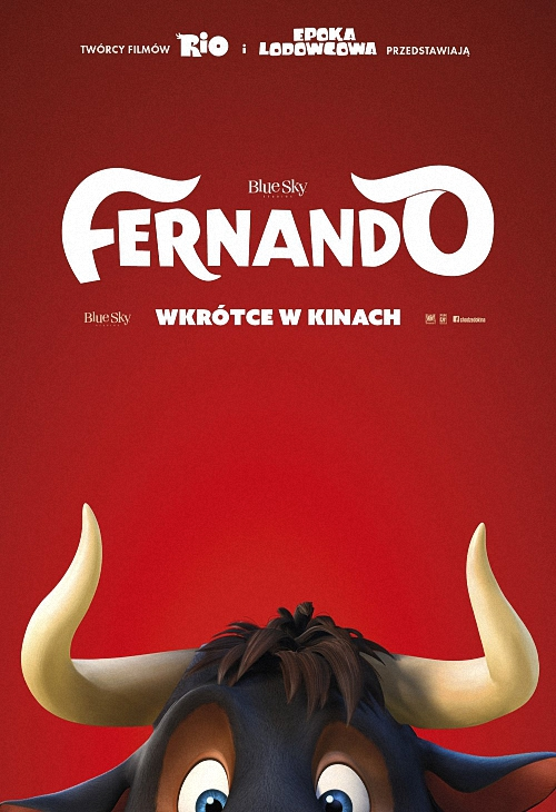 Fernando / Ferdinand (2017) PL.DUB.KINO.1080p.BluRay.x264-eend / Dubbing PL KINO