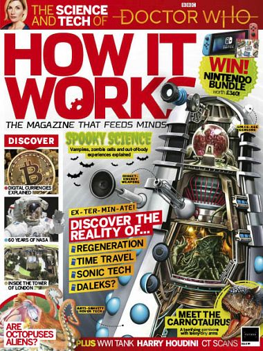 How It Works – Issue 117 2018