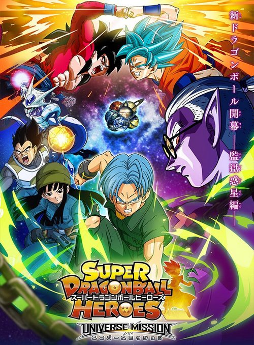 Super DragonBall Heroes - SeriaL [2018/FullHD/MP4]  Napisy PL