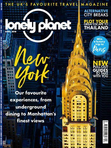 Lonely Planet Traveller UK – April 2018