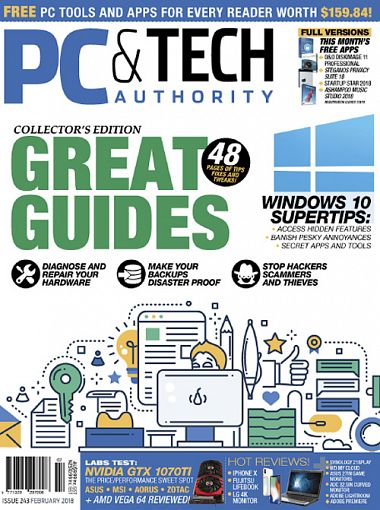 PC & Tech Authority – February 2018