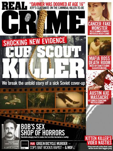 Real Crime – Issue 34 2018