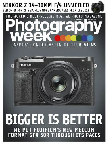 Photography Week – 17 January 2019