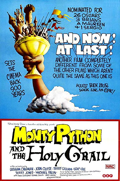 Monty Python and The Holy Grail 1975 40th AnnvEd BluRay 10Bit 1080p DD5 1 H265-d3g