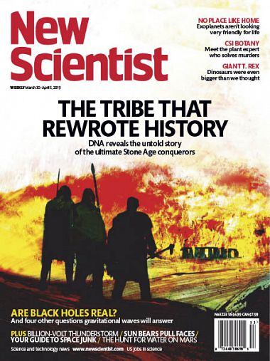 New Scientist – March 30, 2019