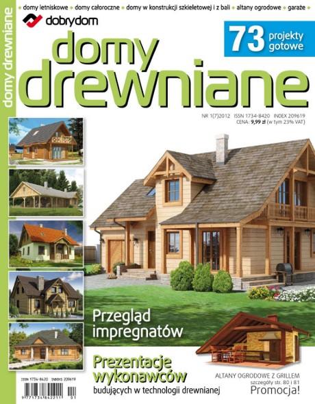 Dobry dom - Domy Drewniane 2012