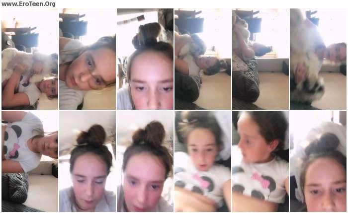 564d441020273924 - Pretty Skinny Cute Teens Home Sex Selfie Video 01