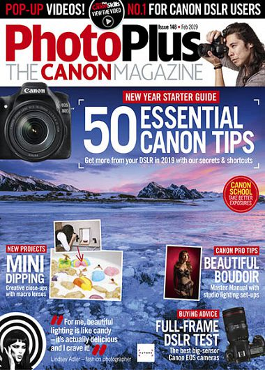 PhotoPlus: The Canon Magazine – February 2019