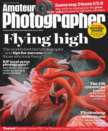 Amateur Photographer – 12 October 2018