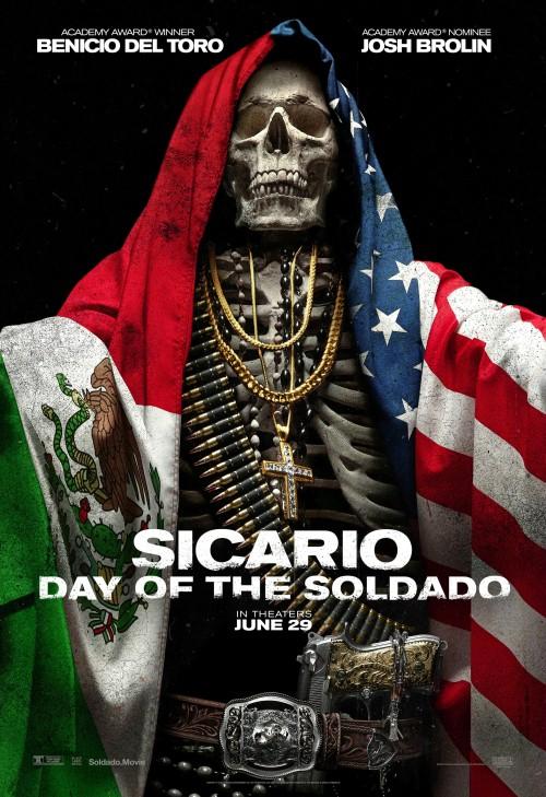 Sicario 2: Soldado / Sicario: Day of the Soldado (2018) PL.SUBBED.480p.BRRip.XViD.AC3-MORS   NAPISY PL