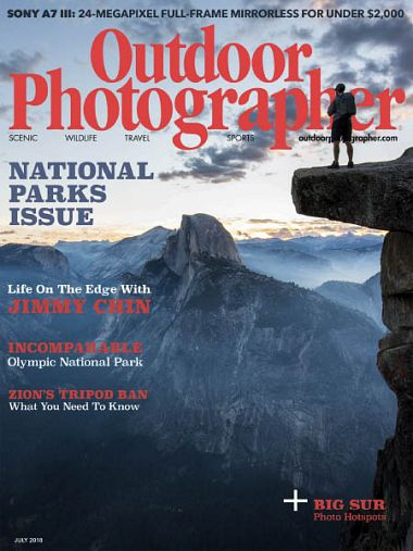 Outdoor Photographer – July 2018