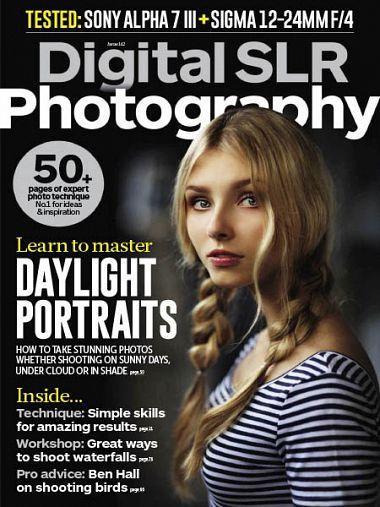 Digital SLR Photography – September 2018