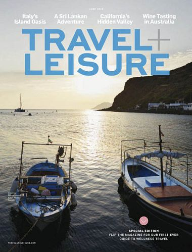 Travel+Leisure USA – June 2018