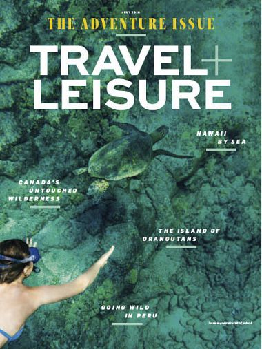 Travel+Leisure USA – July 2018