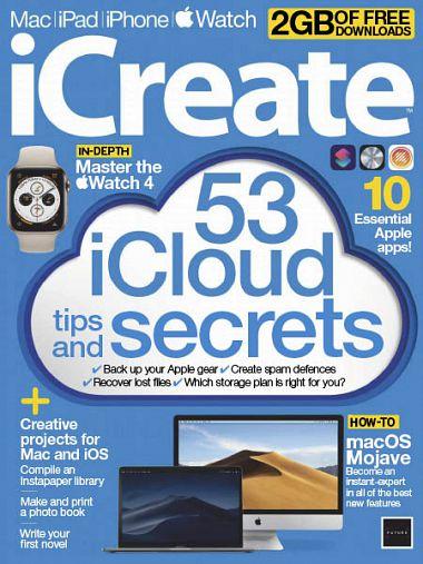 iCreate UK – Issue 192 2018