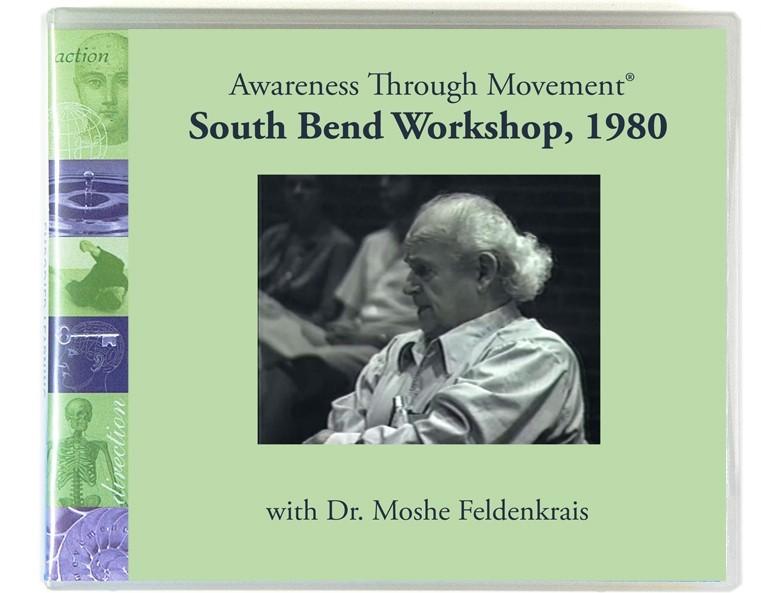 South Bend Workshop DVD Set with Moshe Feldenkrais