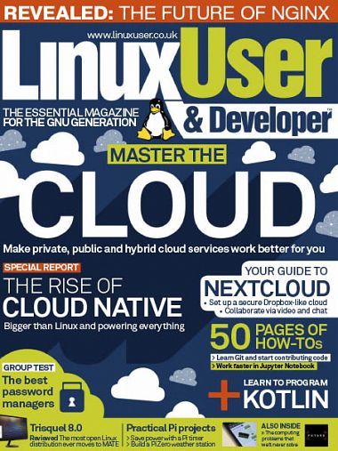 Linux User & Developer – Issue 192 2018