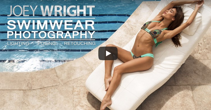 FStoppers Joey Wright Swimwear Photography