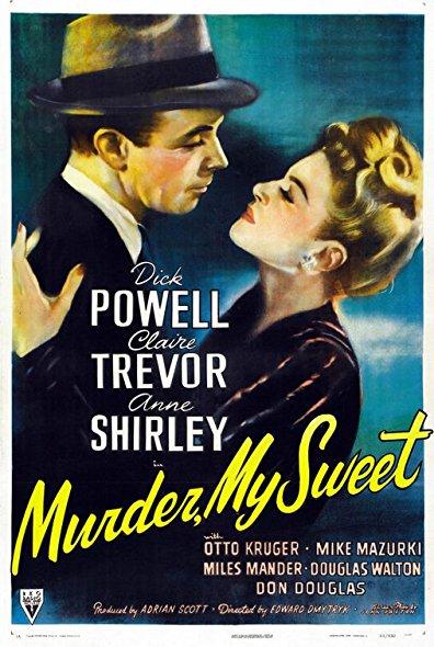 Murder My Sweet 1944 720p BluRay X264-AMIABLE