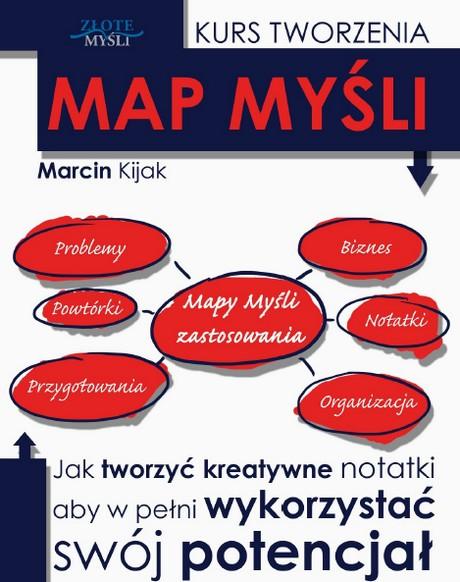 Kurs Tworzenia Map Myśli  -  Marcin Kijak