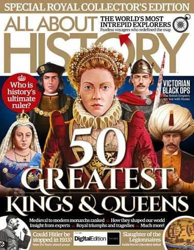 All About History – Issue 67, 2018
