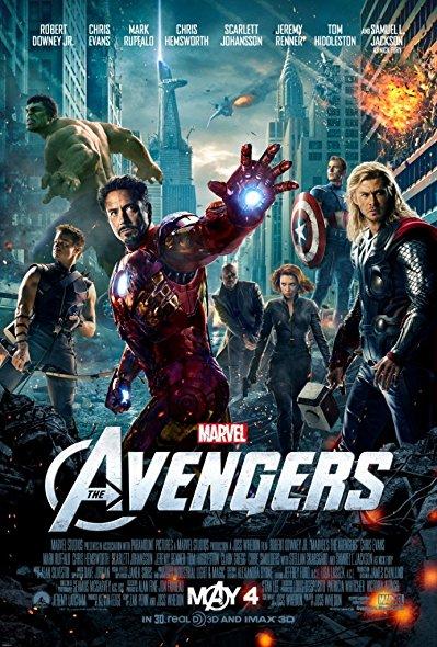The Avengers 2012 BRRip XviD MP3-RARBG