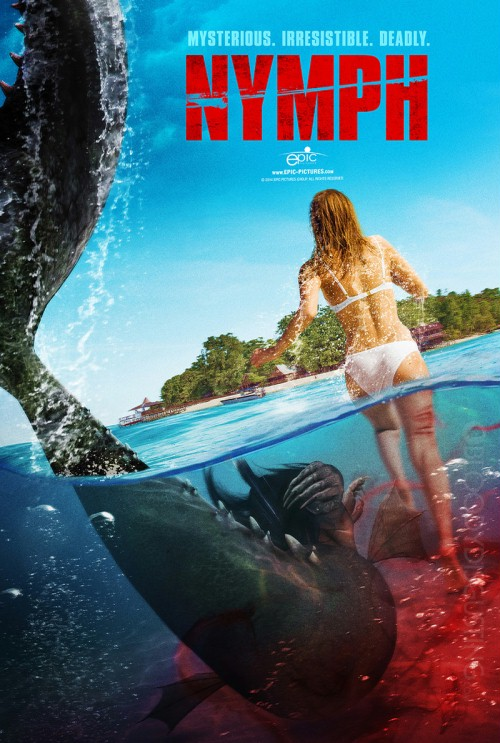 Nimfa / Nymph (2014)  PL.BRRip.Xvid-J25 / Lektor PL