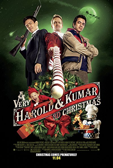 A Very Harold And Kumar Christmas 2011 EXTENDED BRRip XviD MP3-RARBG