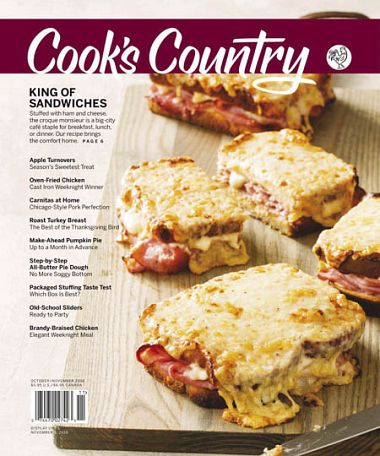 Cook's Country – October November 2018