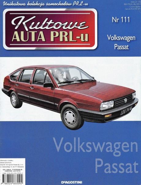 Kultowe Auta PRL-u - Volkswagen Passat