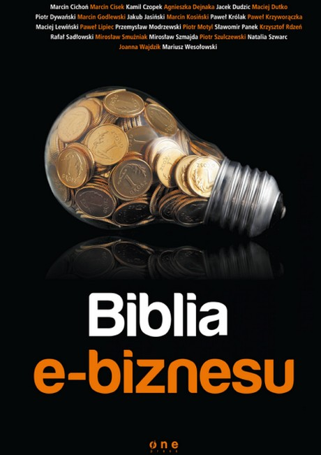 Biblia e-biznesu -  Marcin Cichoń