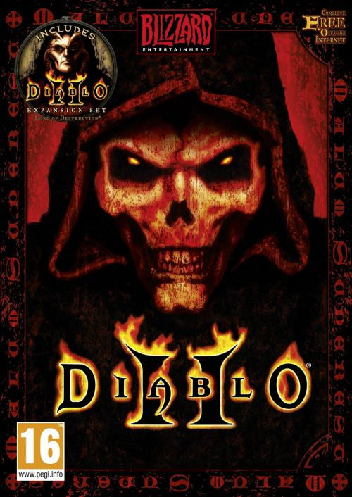 Diablo 2 + Lord of Destruction v1.14D - IGG / Polska Wersja Językowa