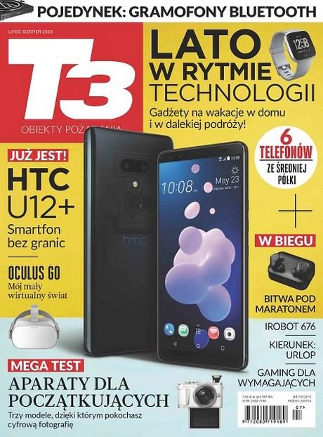T3 Magazyn Polska 7-8/2018