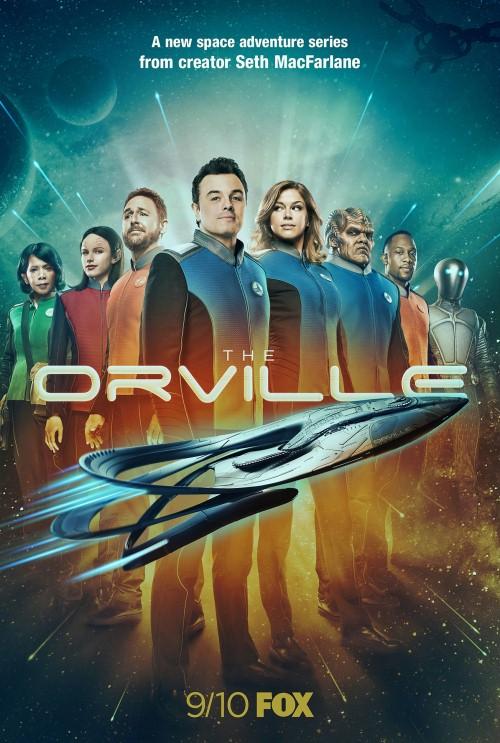 Orville (2019) [Sezon 2] PLSUBBED.WEBRip.XViD-J25 / Napisy PL