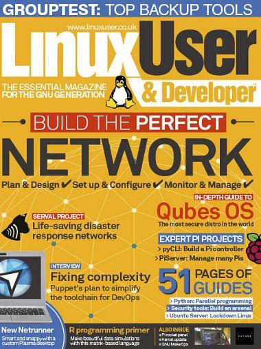 Linux User & Developer – Issue 189 2018