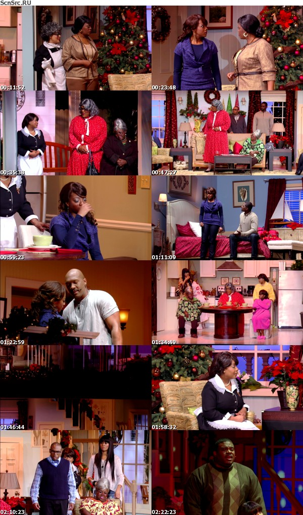 Tyler Perrys A Madea Christmas 2011 1080p BluRay x264-THUGLiNE
