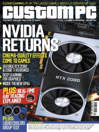 Custom PC – December 2018