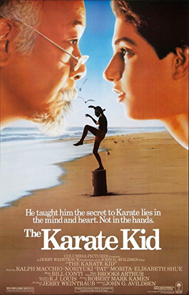 The Karate Kid 1984 BluRay 10Bit 1080p DD5 1 H265-d3g