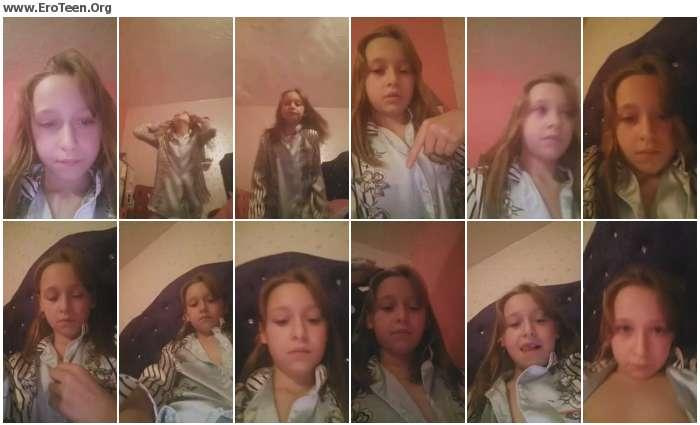 e4eaab1020284404 - Little Young Cute Girls And Cheerleaders Selfie Video 09