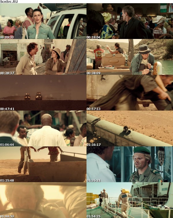 Sahara 2005 BluRay 10Bit 1080p DD5 1 H265-d3g