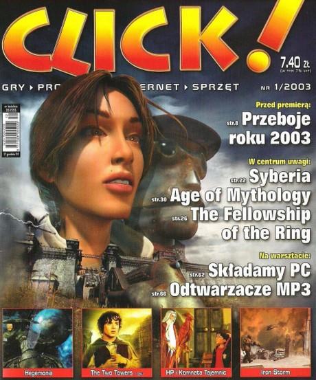 Click! Polska 1/2003
