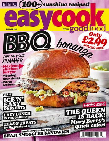 BBC Easy Cook UK – Summer 2018