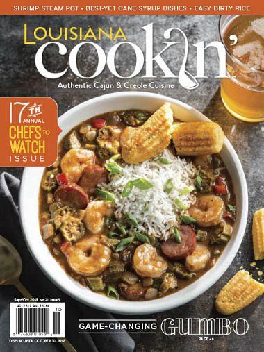 Louisiana Cookin' – September/October 2018
