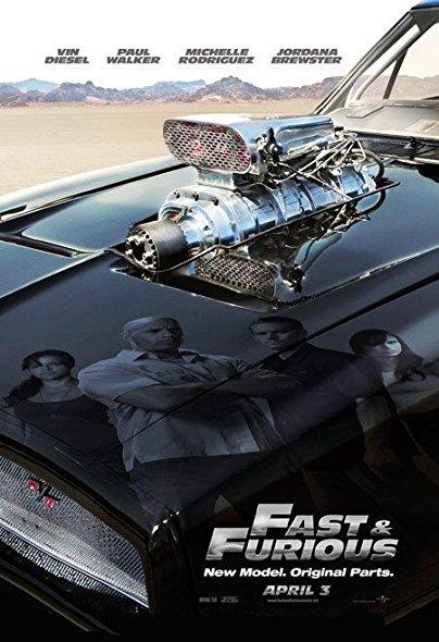 Fast And Furious 2009 BRRip XviD MP3-RARBG
