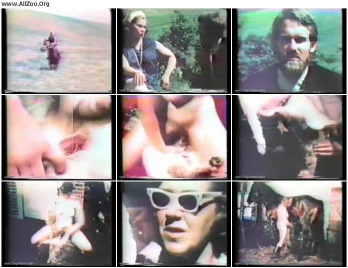 71f04a673237283 - Vintage Zoo - RetroZ Bodil Joensen - Want Fuck All Animals - Retro AnimalSex