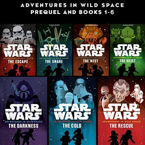 Star Wars - Adventures in Wild Space 0-6 - Cavan Scott, Tom Huddleston