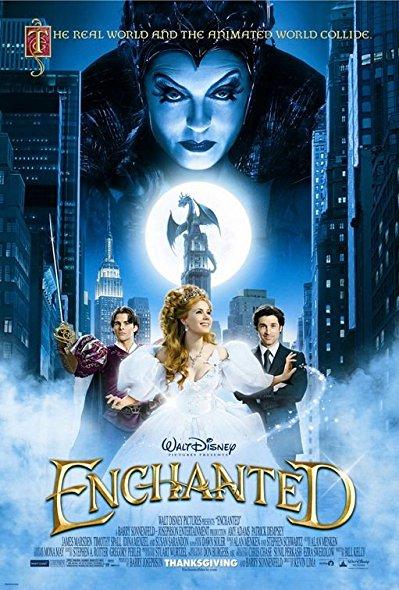 Enchanted 2007 BluRay 10Bit 1080p DD5 1 H265-d3g