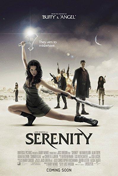Serenity 2005 BRRip XviD MP3-RARBG