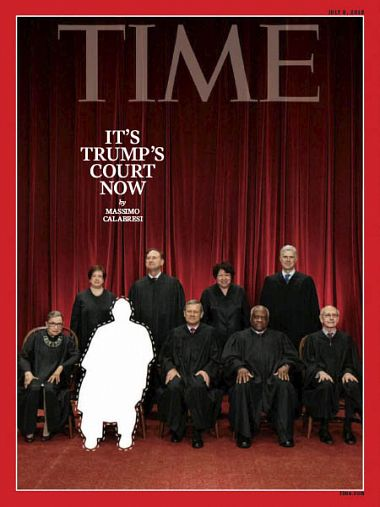 Time USA – July 9, 2018